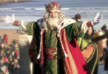 Cabalgata de Reyes Magos Gijón 2020