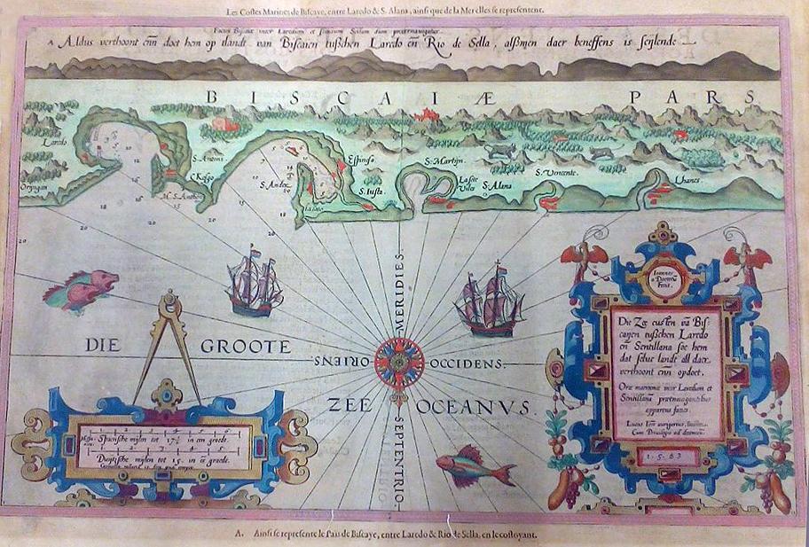 Atlas Spieghel der Zeevaerdt