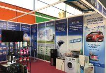 Visita el estand de Laundry Pro en la Feria de Muestras de Asturias.
