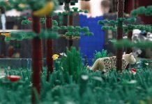 La Prehistoria, contada con Lego
