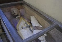 Las momias asturianas de la Casa de los Miranda
